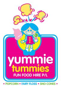 YUMMIE TUMMIES FUN FOOD HIRE P/L
