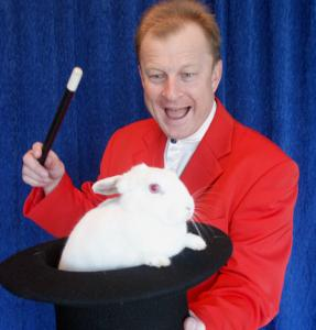 The Peter Wood Funny Magic Show