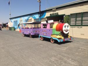 Clancy-The Jellybean Train