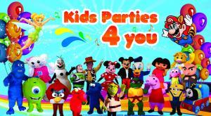 Kids Parties Entertainment