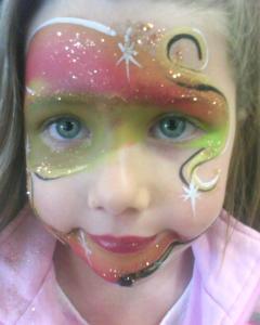 PengarARTs Face Painting & Funky Hair