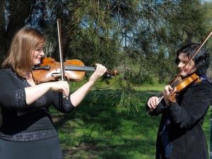 Operatic Strings