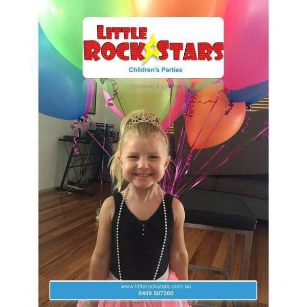Little Rock Stars Kids Parties