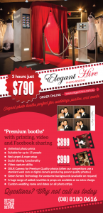 Elegant Hire Photo Booths