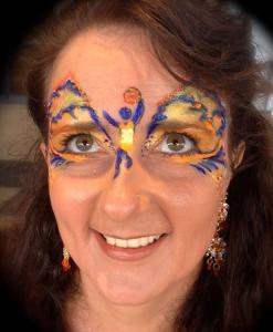 Helen Green Face Paint Artist