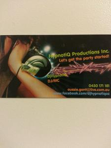 HYPNTQ PRODUCTIONS INC.